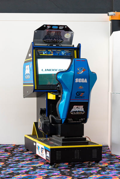 SEGA (After Burner Climax)