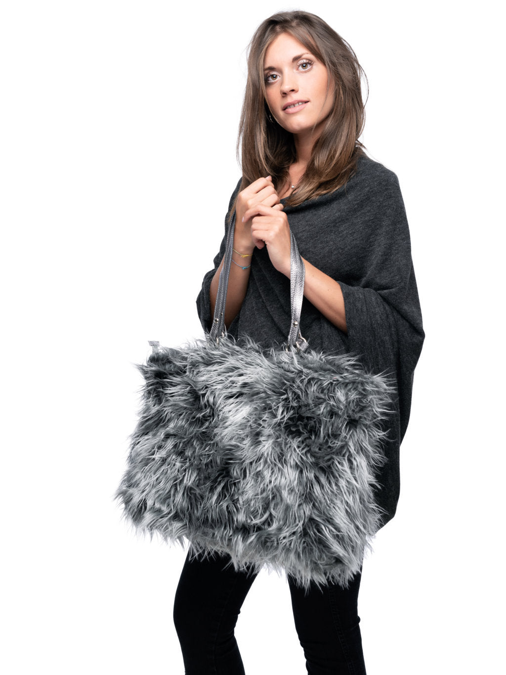 Shopper Adele long fur