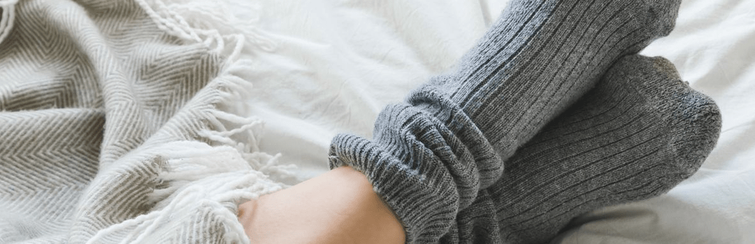 How To Keep Your Feet Soft And Smooth At Home in Autumn