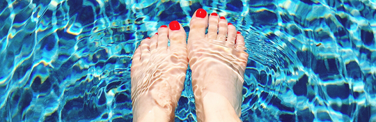 5 Simple Steps for Summer Ready Feet