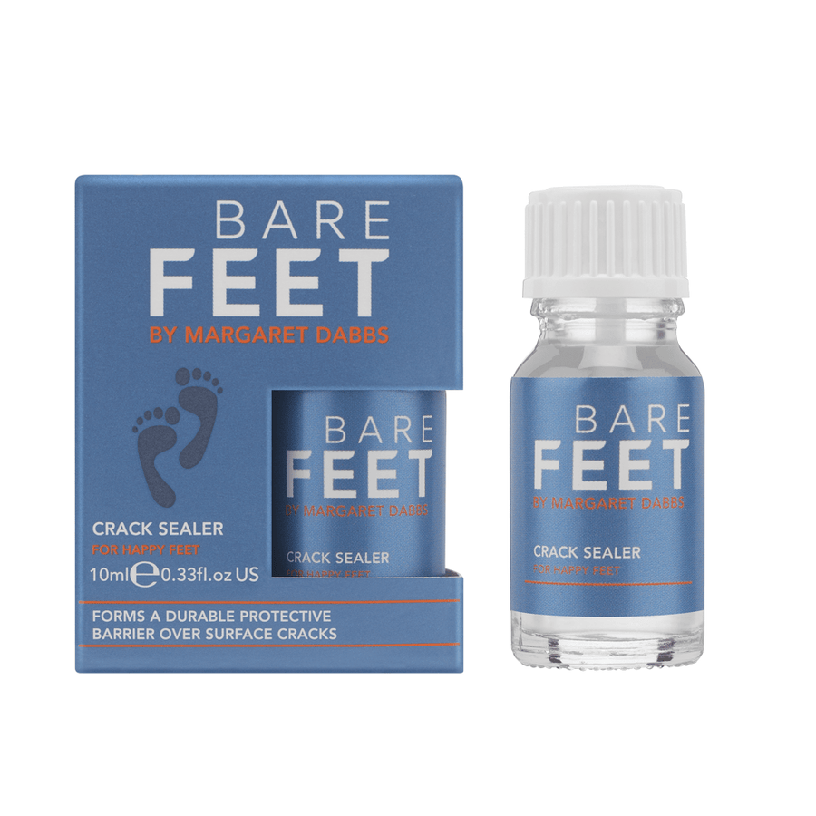Crack Heel Sealer, 10ml - Bare Feet and Hands