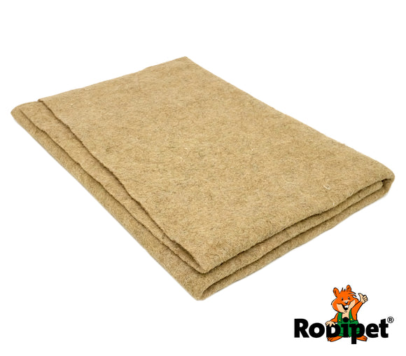 Rodipet 50 x 50cm Hemp Mat for Run