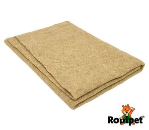 Rodipet 100 x 100cm Hemp Mat for Run