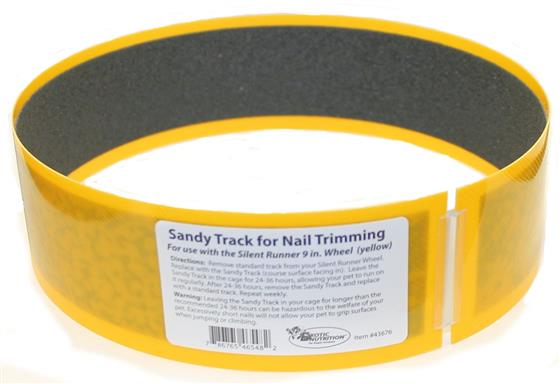 Exotic Nutrition Sandy Track | Small 9
