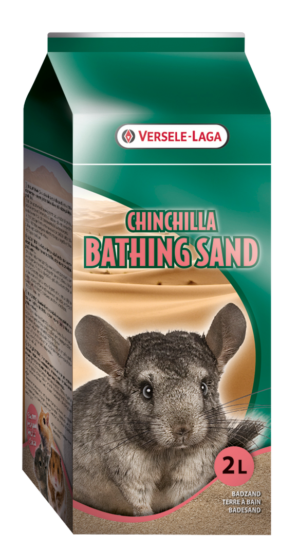 Versele-Laga Chinchilla Bathing Sand | 2L