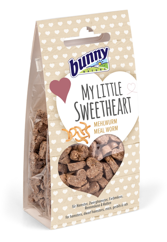 Bunny Nature My Little Sweetheart - Meal Worm (30g)