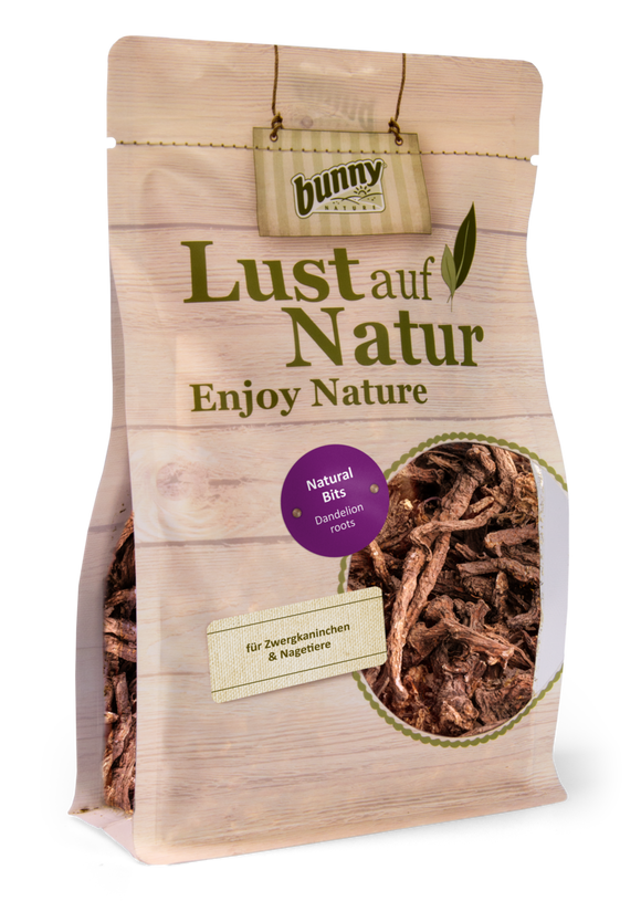 Bunny Nature Enjoy Nature Natural Bits - Dandelion Roots (150g)