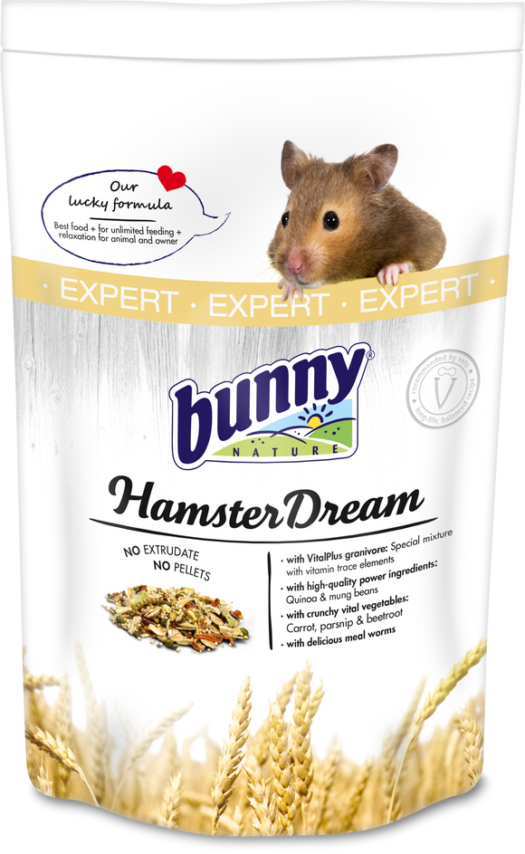 Bunny Nature Hamster Dream Expert | 3.2kg