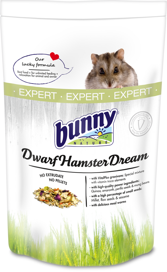 Bunny Nature Dwarf Hamster Dream Expert | 3.2kg