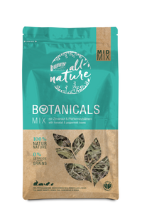 Bunny Nature Botanicals Horsetail & Peppermint Leaves (120g)