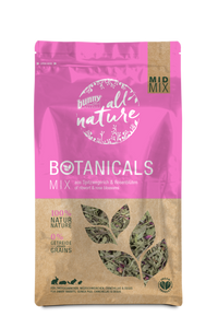 Bunny Nature Botanicals Ribwort & Rose Blossoms (120g)