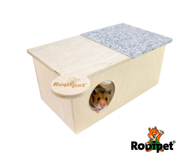 Rodipet +GRANiT House DALANi for Pet Rodents