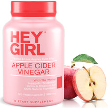 Load image into Gallery viewer, Hey Girl Apple Cider Vinegar