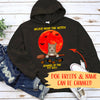 Never Mind The Witch - Dog - Personalized Custom Hoodie