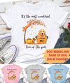 Wonderful Time Of The Year - Personalized Custom Classic T-shirt