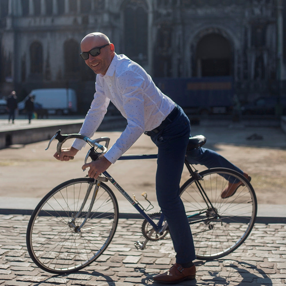 Slim fit - Klaas fietsthema