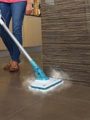 Steam cleaner at home
