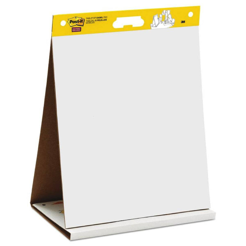 3M Post-it Easel White SS