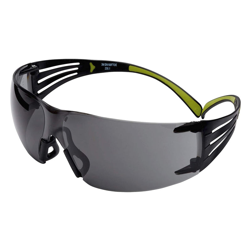 3M Securefit Eyewear Gray