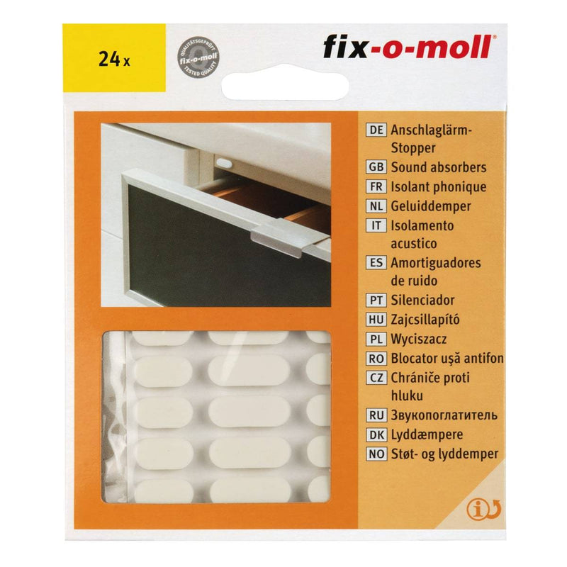 Fix-O-Moll Sound Absorber White