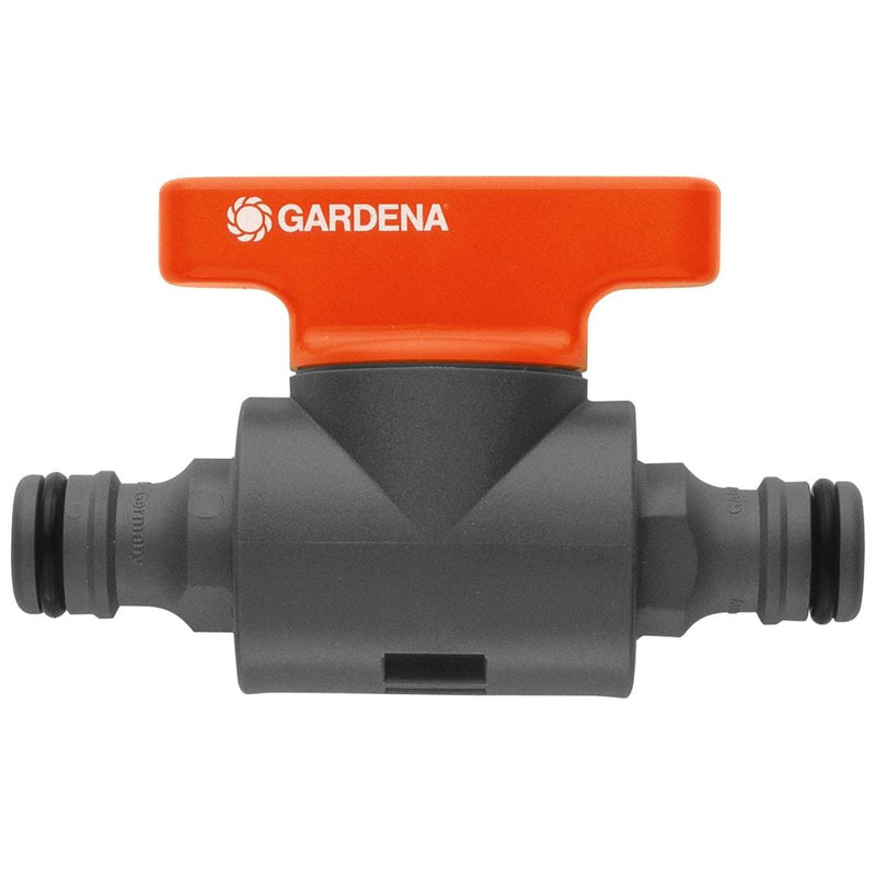 Gardena Coupling With Flow - Control Valve