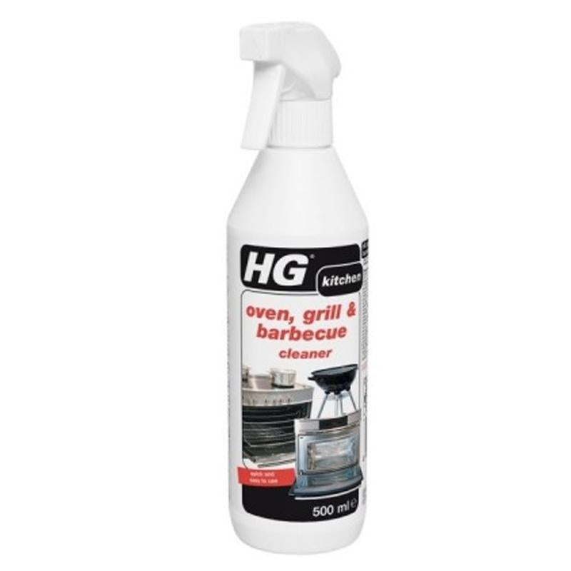 HG Oven, Grill & Barbecue Cleaner 500 ml