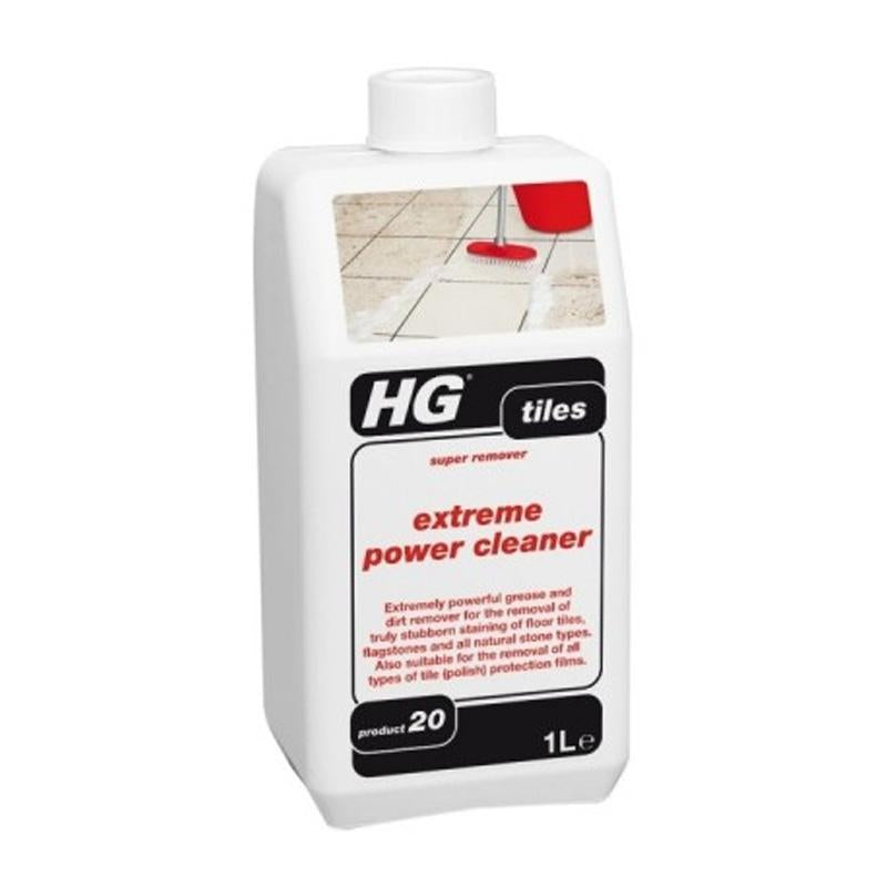 HG Extreme Power Cleaner (Super Remover) 1 Litre