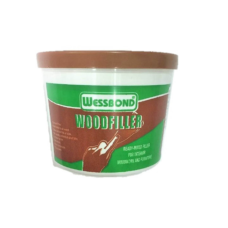 Wessbond Wood Filler Teak 500 gm