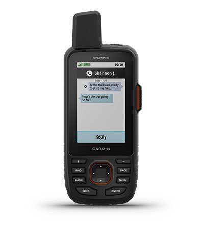 Garmin 66i TWO-WAY MESSAGING Skyhound