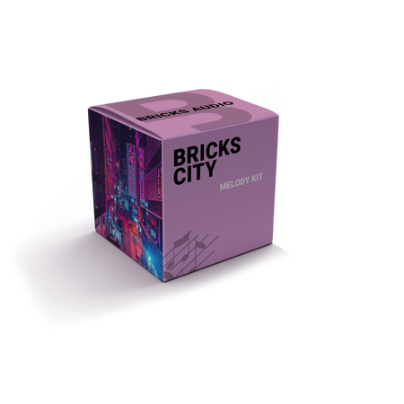 Bricks City - R&B Melody Kit