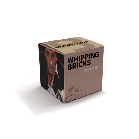 Whipping Bricks - Trap Melody Kit
