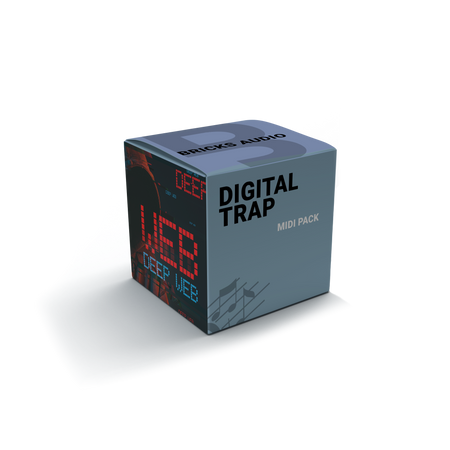 Digital Trap - MIDI Pack