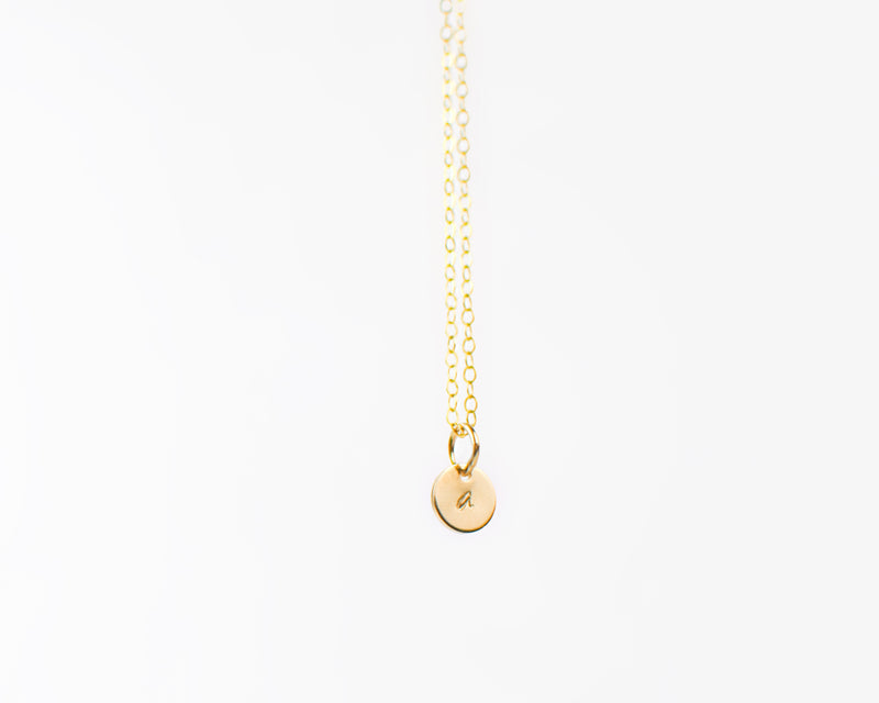 Mia Charm Necklace
