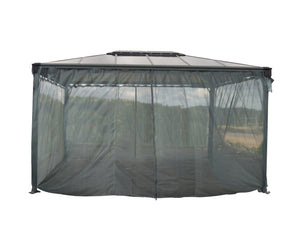 Martinique 4300 Gazebo Netting Set - 4 Piece