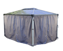 Load image into Gallery viewer, Martinique 4300 Gazebo Curtain Set - 4 Piece