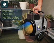 Load image into Gallery viewer, Palram 1500W Portable Fan Heater