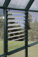 Load image into Gallery viewer, Automatic Louver Window Opener for Palram and Rion Greenhouses