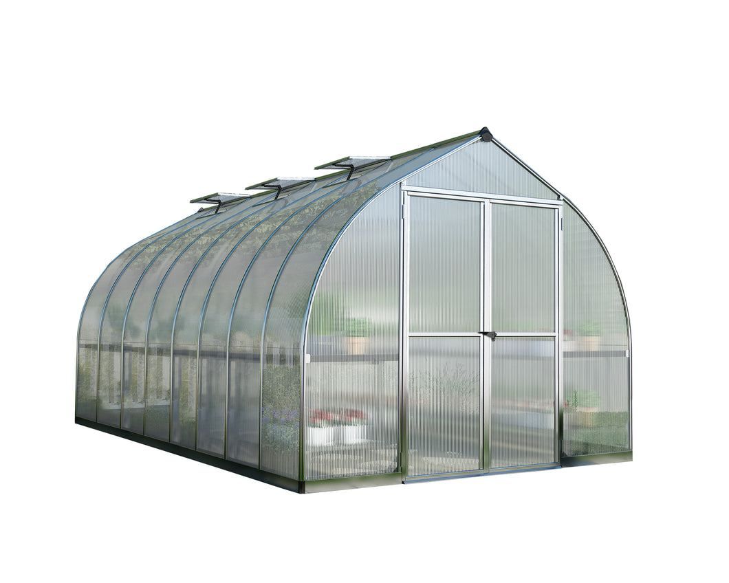Bella 8' x 16' Greenhouse