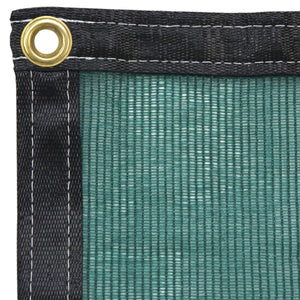 Shade Cloth - 8' x 12' - Green