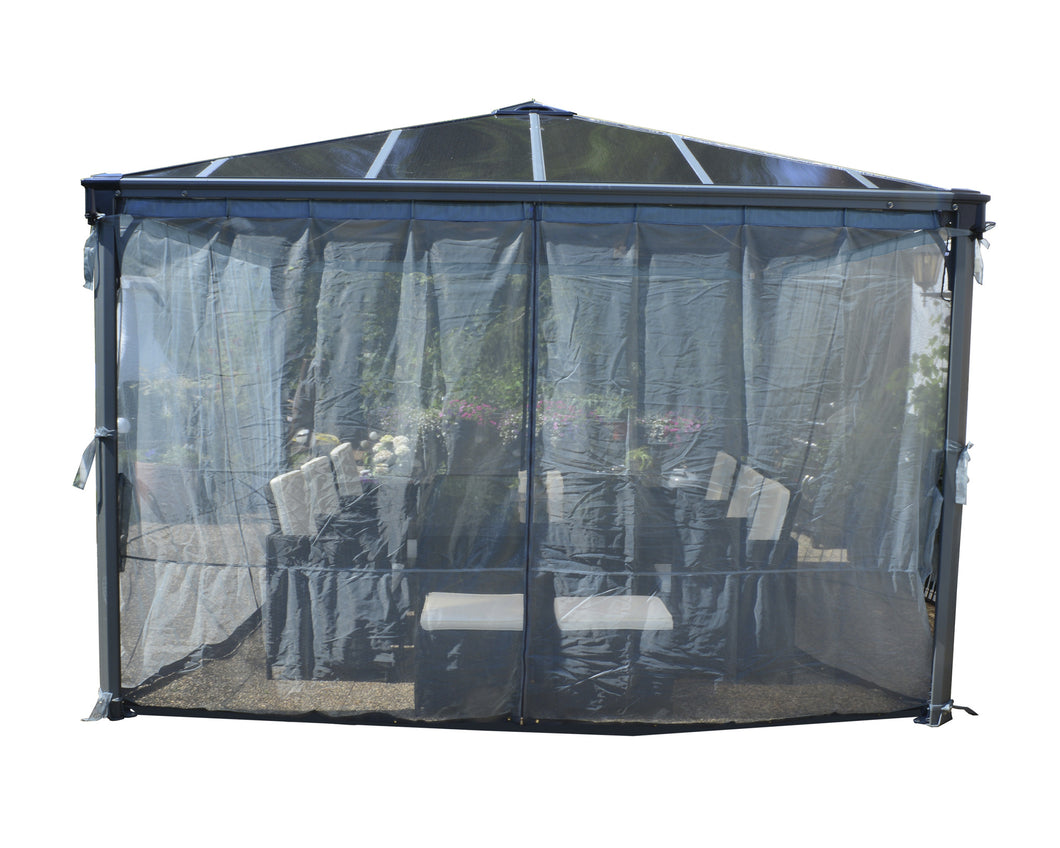 Milano/Martinique Gazebo Netting Set