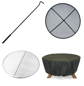Fire Pit Patina Accessories Kit