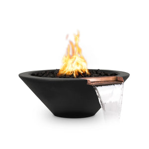 Cazo Fire & Water Bowl 24-inch Match Lit - Natural Gas