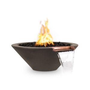 Cazo Fire & Water Bowl 36-inch Match Lit - Propane (L.P.)