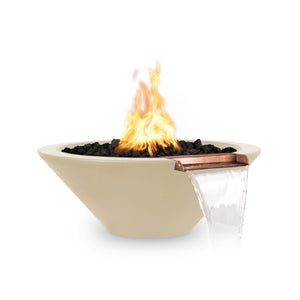 Cazo Fire & Water Bowl 48-inch Match Lit - Propane (L.P.)