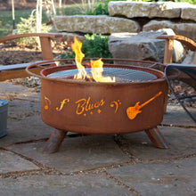 Load image into Gallery viewer, Music City Fire Pit