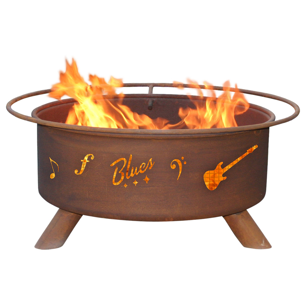 Music City Fire Pit