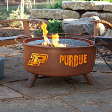 Load image into Gallery viewer, Purdue University Fire Pit