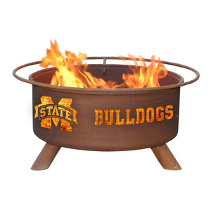 Mississippi  State University  Fire Pit