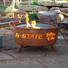 Load image into Gallery viewer, Kansas State University  Fire Pit