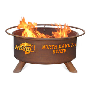 University of North Dakota Fire Pit